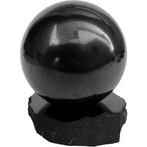 La sfera di Shungite