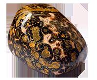 Le pietre zodiacali del Cancro - il Diaspro pelle di leopardo