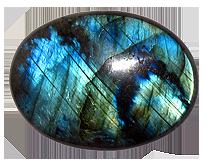 Le pietre zodiacali del Sagittario - la Labradorite