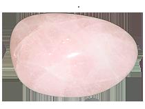 Le pietre zodiacali del Toro - Quarzo rosa