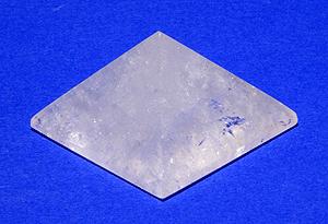 Piramide Cristallo di rocca