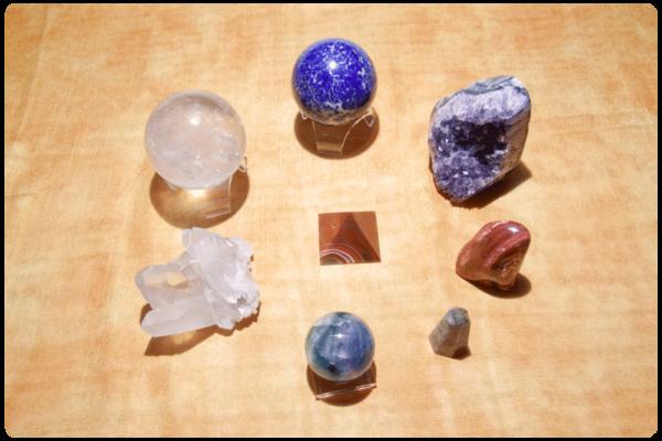 Cristalli e pietre del Benessere