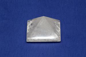 Piramide Cristallo di rocca - Leone