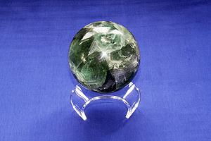Sfera Fluorite - Acquario