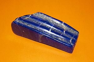 Scultura Lapislazzuli artigianale - Acquario