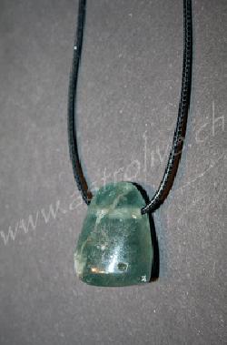 Ciondolo Fluorite - Acquario